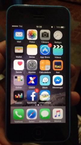 IPhone 5c 8gb desbloqueado