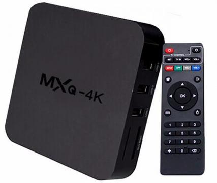 Tv Box 4k smarttv netflix, youtube Hdmi Usb