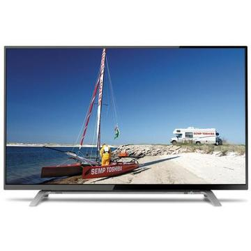 Tv Toshiba Led 43p Smart Full Hd Usb Hdmi - Novo, com garantia e Nfe
