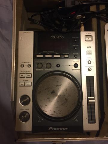 Cdj-200 + VMX 200 + case