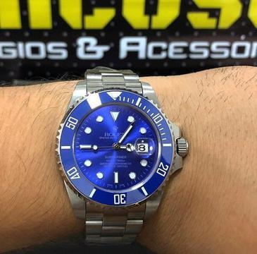 Relogio Rolex Submariner Automático