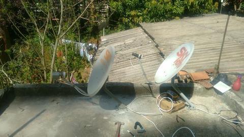 Apontamentos de antenas