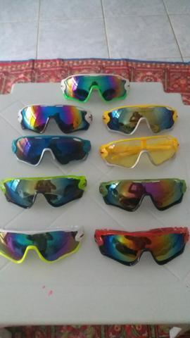 Óculos para praticantes de esportes a qualquer hora