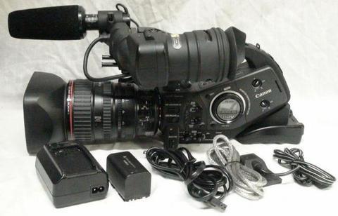 Filmadora Profissional Canon Xlh1 - 3ccd´s - Hdv - Full Hd