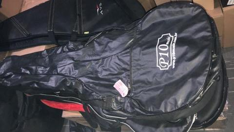 Capa Bag para Baixolão, nova