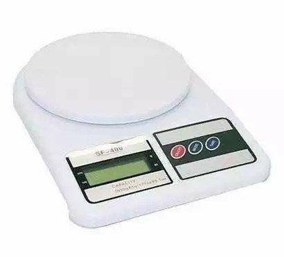 Balança Digital De Precisão 1g À 10 Kg Cozinha, Pesca, Farmácia (NOVA LACRADA)