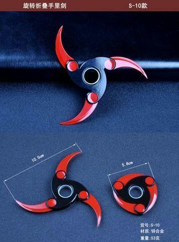 Spinner Naruto