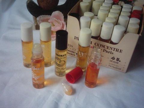 Perfume importado da frança, ROLL-ON, 12 ml, de Bolsa, vidro de forte resistência, Excele