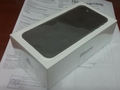 Iphone 7 32GB *Não aceito Trocas* Na Caixa Lacrada Nota Fiscal Nacional Novo