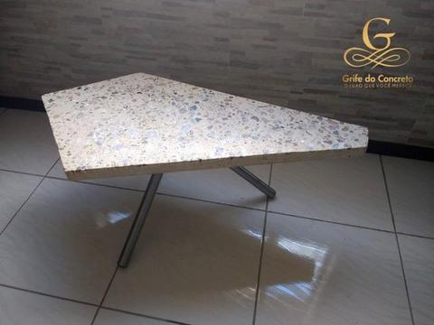 Linda mesa de decoração