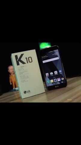 LG k10 digital 32 gb aceitamos troca