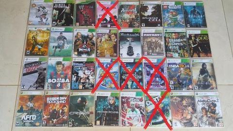 Excelentes jogos de Xbox 360
