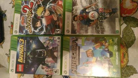 Quatro jogos