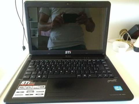 STi Infinity NI 1401 - Intel Core i5 (VENDO/TROCO)