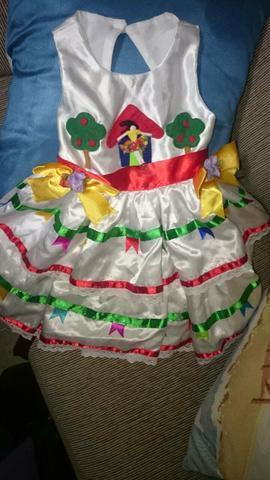 Vestido festa junina/julina