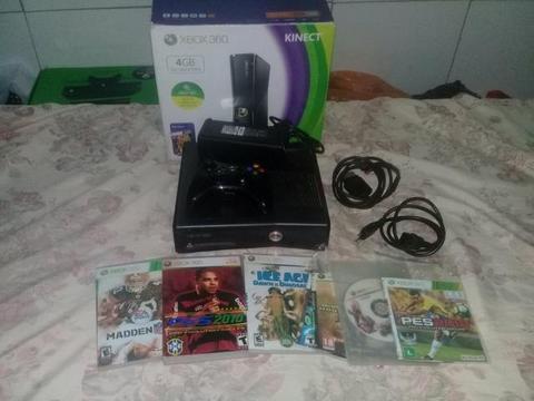 Xbox 360 slim barato