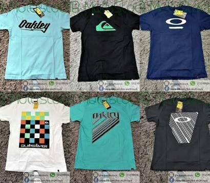 Camisetas surf&skate