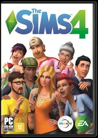 The Sims 4 - Coleção Completa