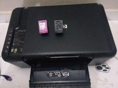 Impressora f4480 hp jato de tinta funcionando perf