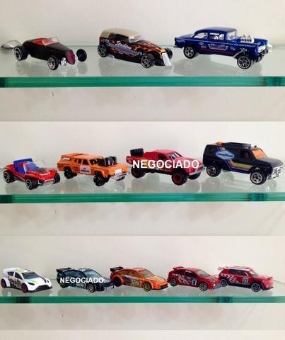 Lote miniaturas Hot Wheels