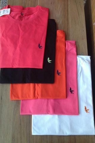Camisas salvatory na promoção