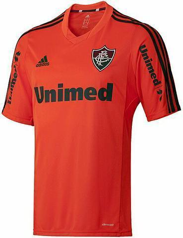 Fluminense camisa laranja tamanho G