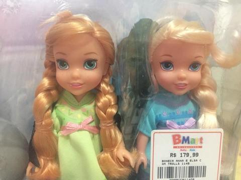 Boneca frozen De:180 por $100