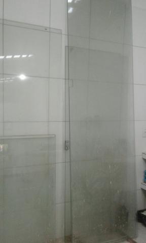 Portas de vidro temperado R$250,00