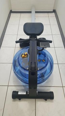 Aparelho de Remo Acqua Gym Up Fitness Polishop semi novo