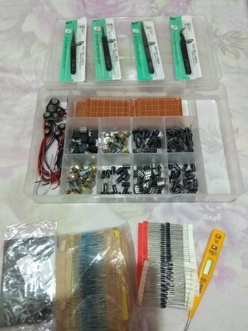 Componentes de eletrônica