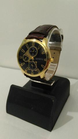 Relógio original importado de luxo