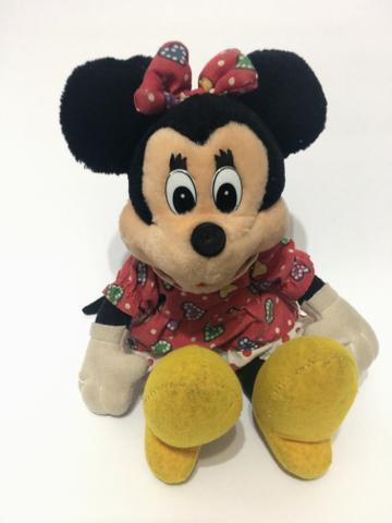 Pelúcia - Mickey & Minnie - disney - Importados