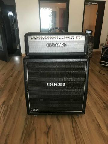 Amplificador de Guitarra Meteoro Wector 3 Oportunidade + Super Brinde!