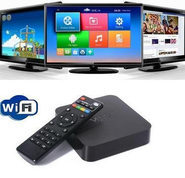 TV Box - Transforme sua tv em uma Smart TV. Parcelo em até 12 vezes