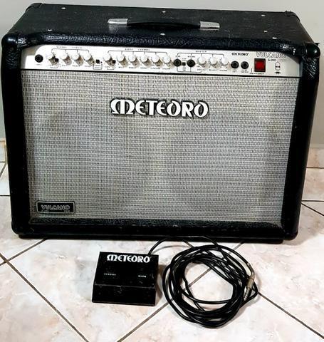 Amplificador Meteoro Vulcano G-200 Valvulado