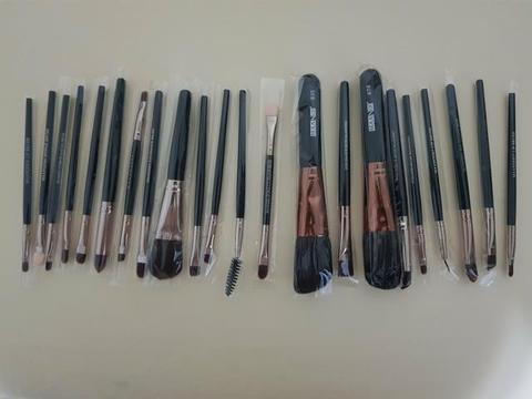 Kit 20 pincéis para maquiagem