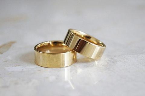 Alianças de Compromisso (Tradição e Qualidade para você surpreender seu amor)