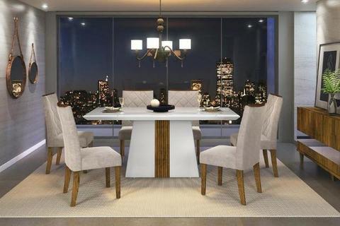 A entrega é pra já! Chame 97970-4415 (Brena)Mesa Italiã com 6 cadeiras - veja modelos!