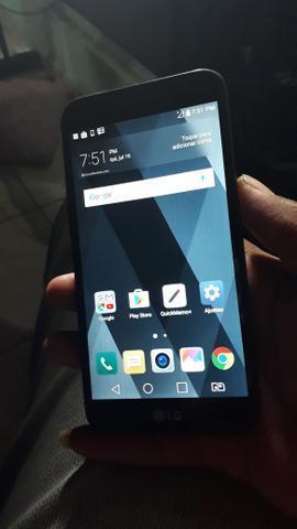 Lg k10 modelo 2017 32 GB 4G