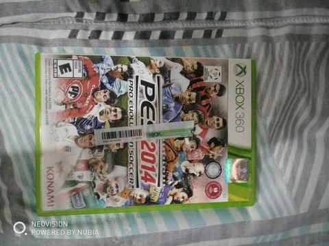 PES 2014 Xbox 360 Original
