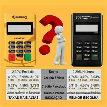 Maquininha @pronta entrega /frete grátis