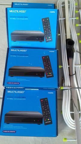Conversor digital multilaser + antena !!!!