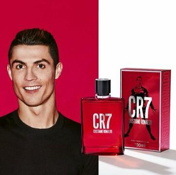 Perfume CR7 Cristiano Ronaldo - 100 ml