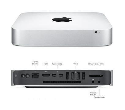 Mac mini, HD 1 TB, 8 GB memória