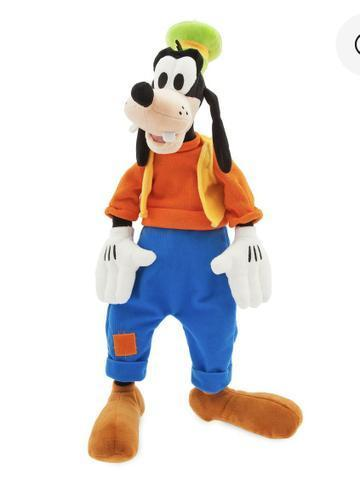 Pelucia Pateta Disney