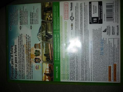 Xbox 360 jogo fallout 3 original