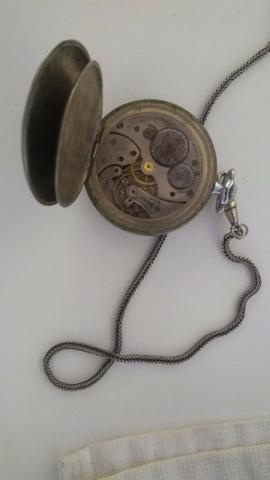 Relógio de Bolso Marca Cyma