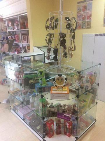Loja de brinquedos e utilidades