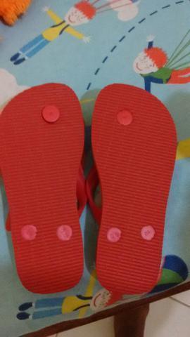 Vendo chinelo novo nao foi usado , tamanho 27.28