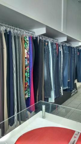 Lote de roupas para revenda